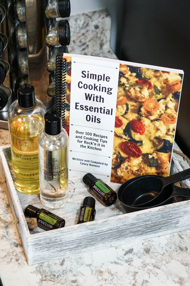 Simple Cooking with Essential Oils