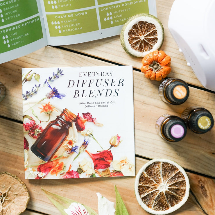 Everyday Diffuser Blends -5pk - Oil Life