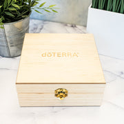 doTERRA Pine Essential Oil Box