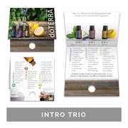 Single Theme Pack | Physical Support Sample Cards (Individual Packs of 10) Tools Sharing Made Simple Intro Trio Sample Cards (10 Cards)