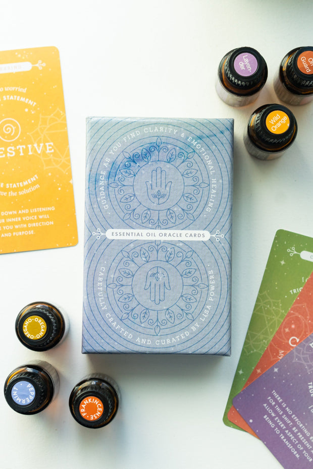 Essential Oil Oracle Cards
