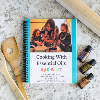 Cooking with Essential Oils and Kids - Oil Life