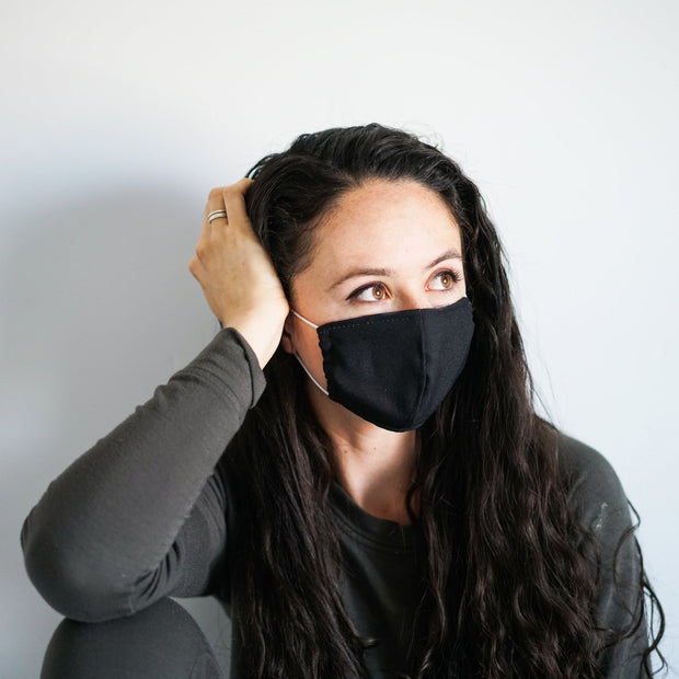 Essential Oil Friendly Reusable Face Masks - Oil Life