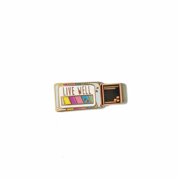 2019 Convention Pins - Oil Life