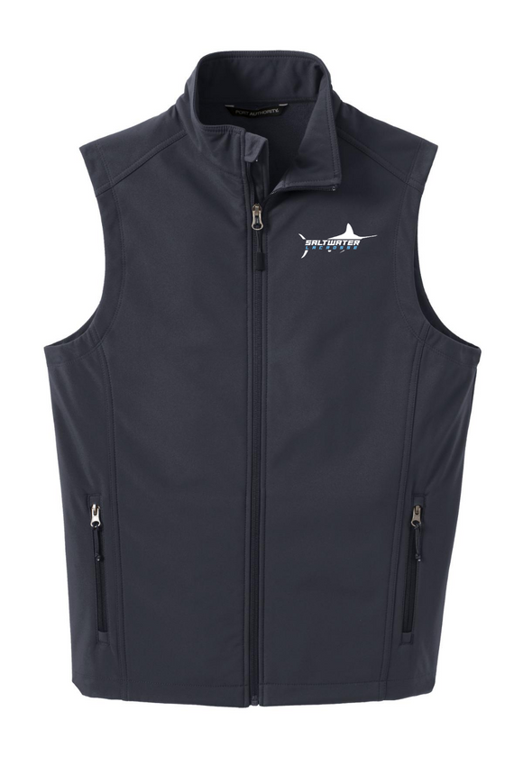 Salty Soft Shell Vest (Unisex)