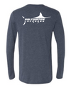 Saltwater Classic - Triblend Long Sleeve Tee