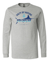 """Salty By Nature"" Long Sleeve T (Unisex)"