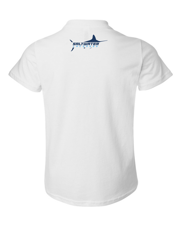 "Saltwater ""On The Line"" YOUTH Short Sleeve Tee"