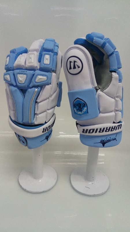 Custom Saltwater Warrior Nemesis Pro Lacrosse Goalie Gloves
