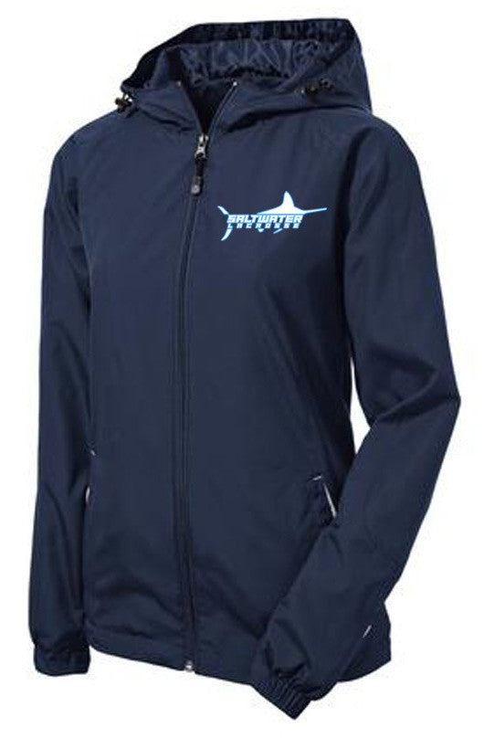 Women's Custom Saltwater Full Zip Storm Jacket
