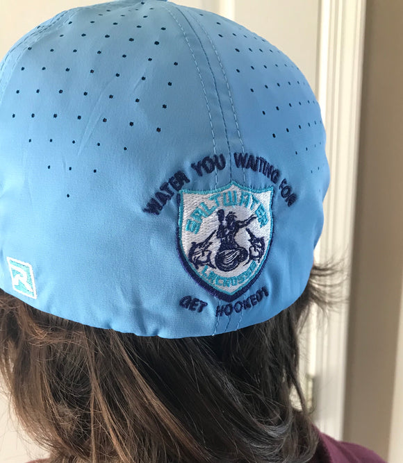 Saltwater Blue PTS Lite Hat
