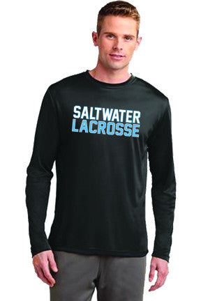 Custom Saltwater Long Sleeve Top