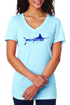 Women's Mermaid V-Neck