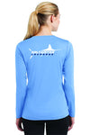 Women's Custom Saltwater Long Sleeve T