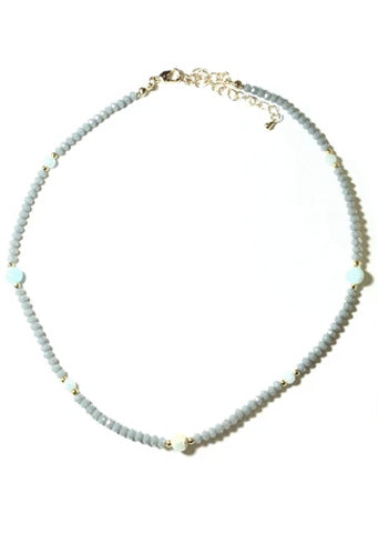 Chuki Beaded Necklace