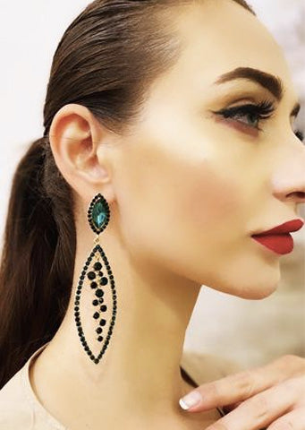 Esme chandelier earring