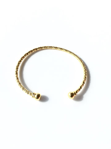 The Double Ball Bracelet