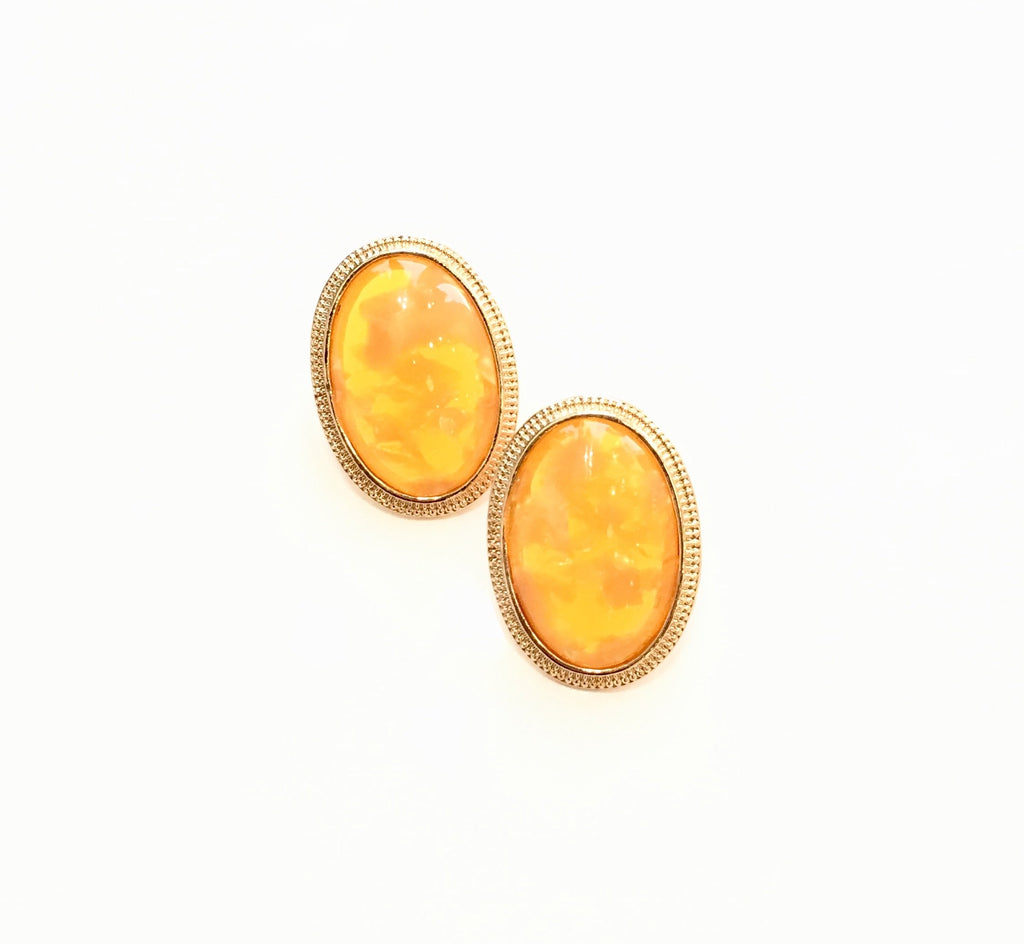 Faraja earrings - Danielle Emon