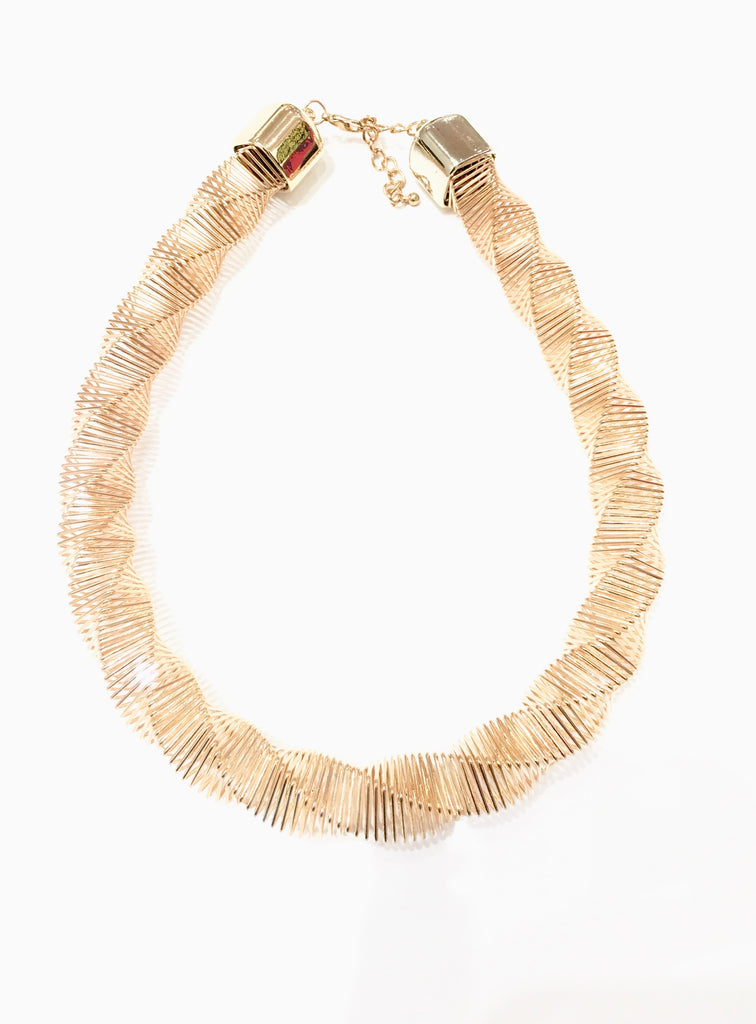 The Fern Necklace - Danielle Emon