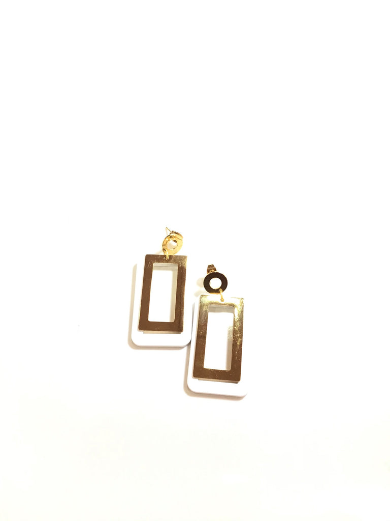 The Keelan earrings - Danielle Emon