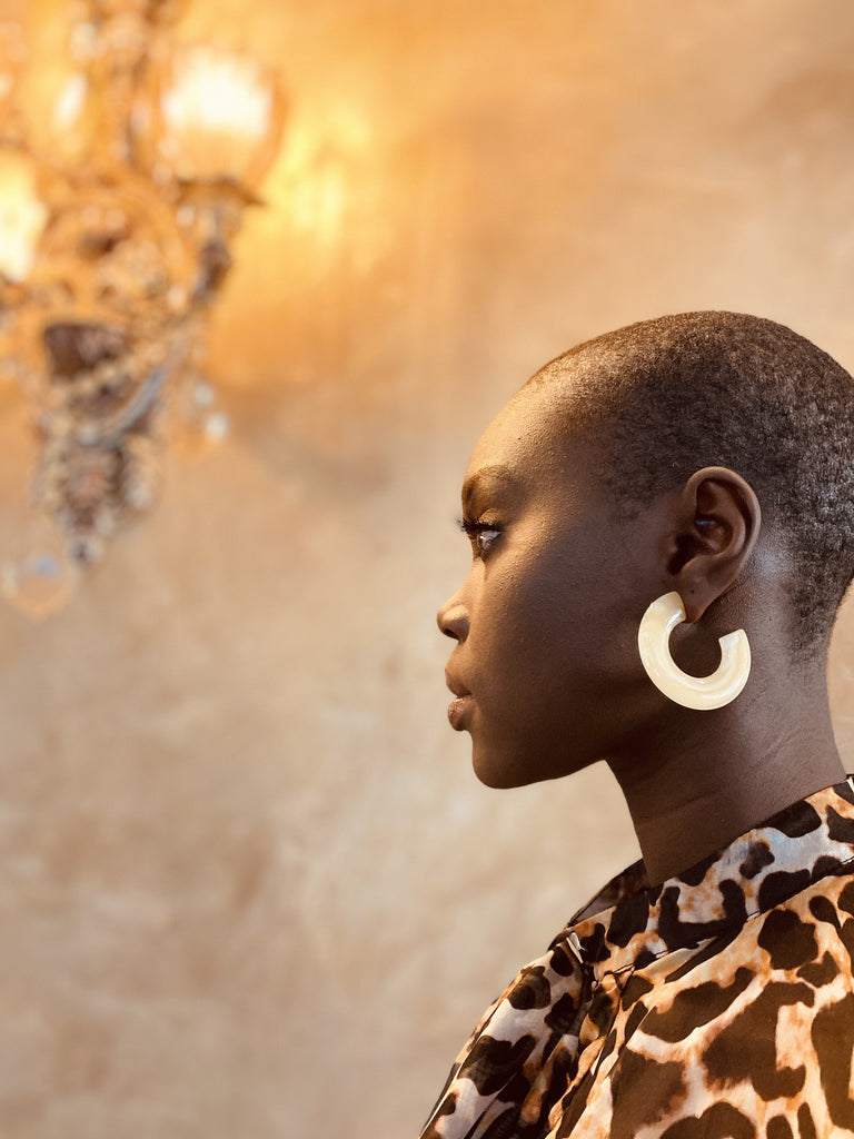 The Josue earrings - Danielle Emon
