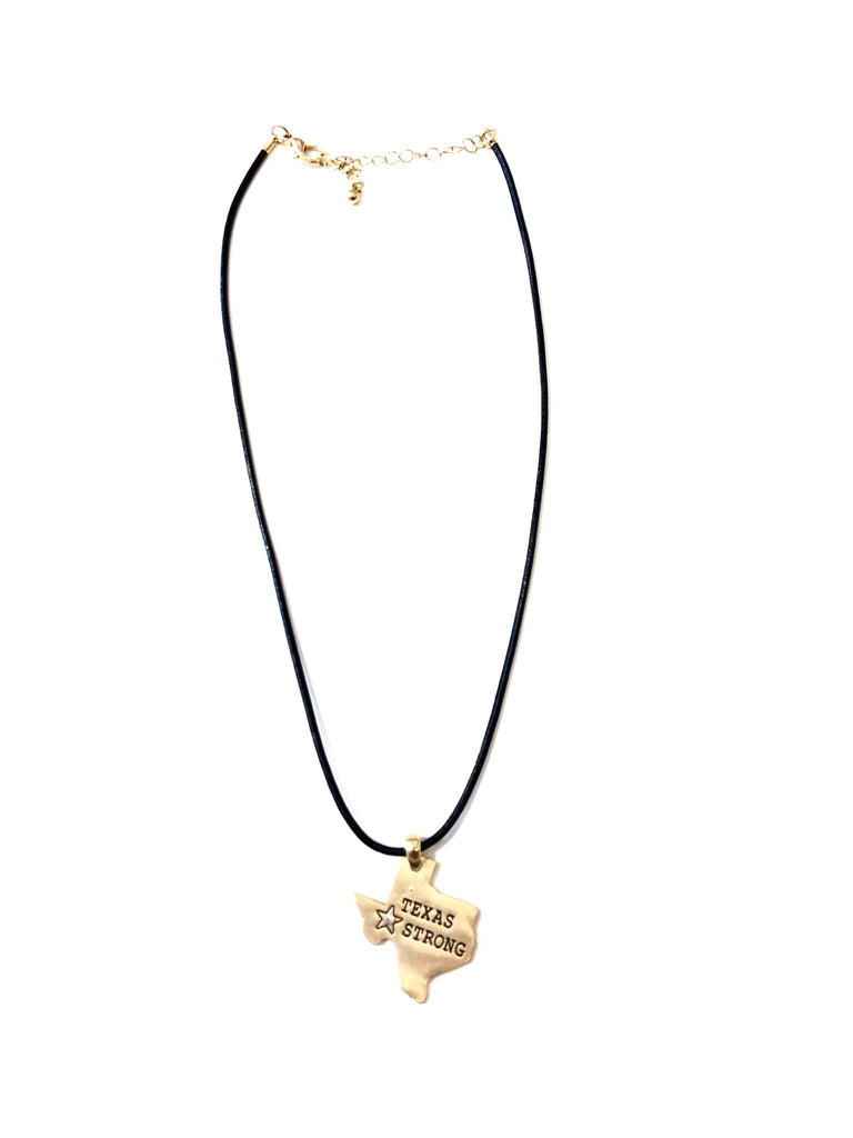 The Texas Strong Necklace - Danielle Emon