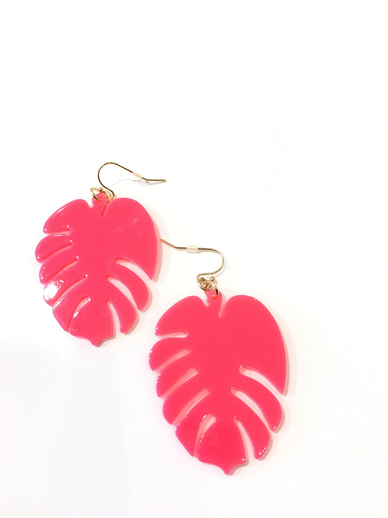 The Nuru Drop Earrings - Danielle Emon