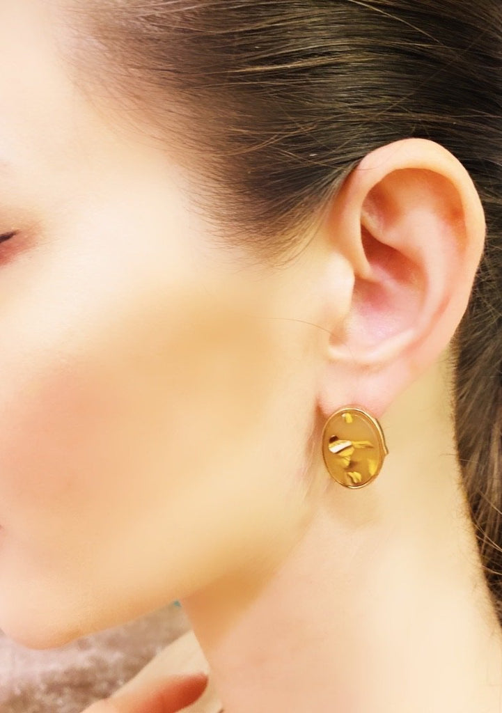 The Claremont Stud Earring - Danielle Emon