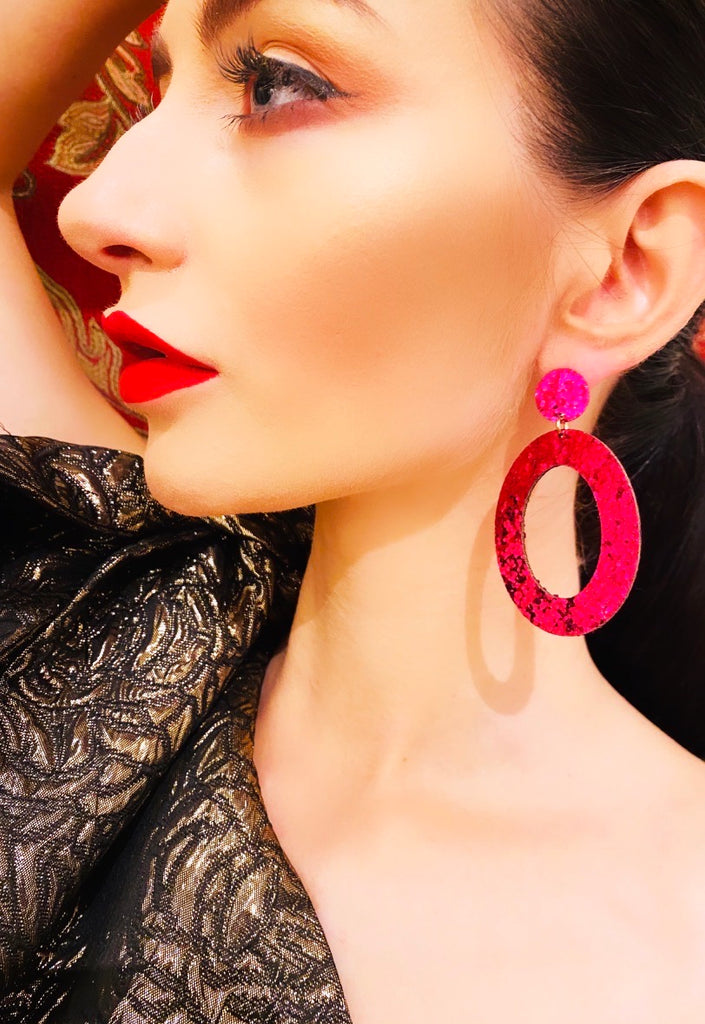 Rosiie earrings