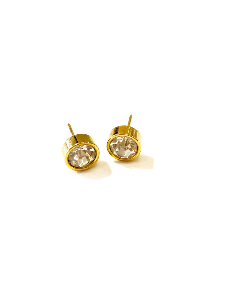 The Abi Stud Earrings - Danielle Emon