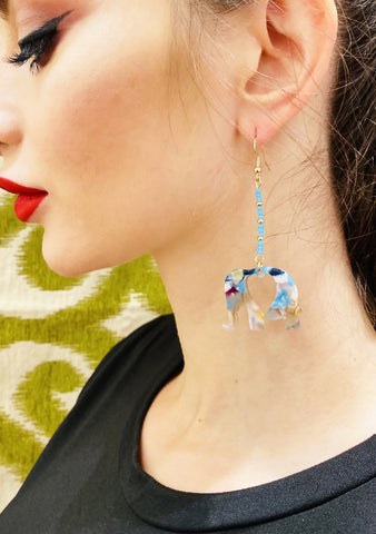 The Lolita Turquoise Drop Earring