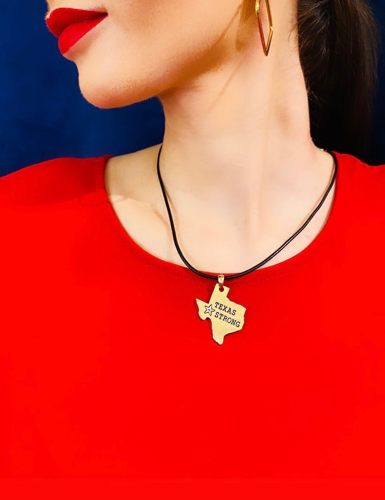 The Texas Strong Necklace