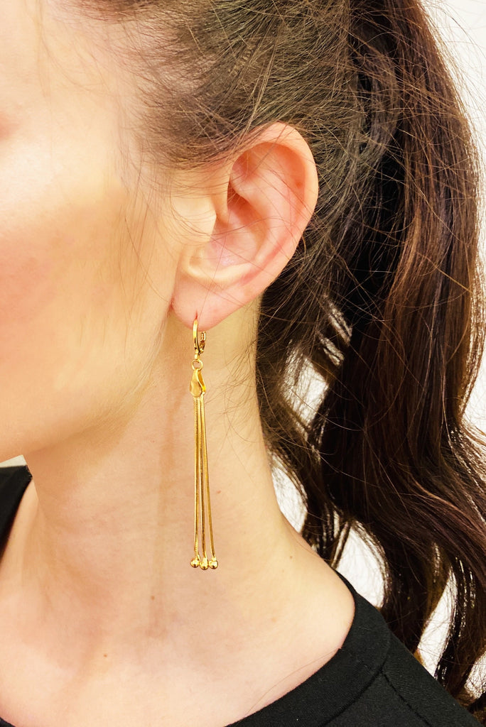 Pisa Earrings - Danielle Emon