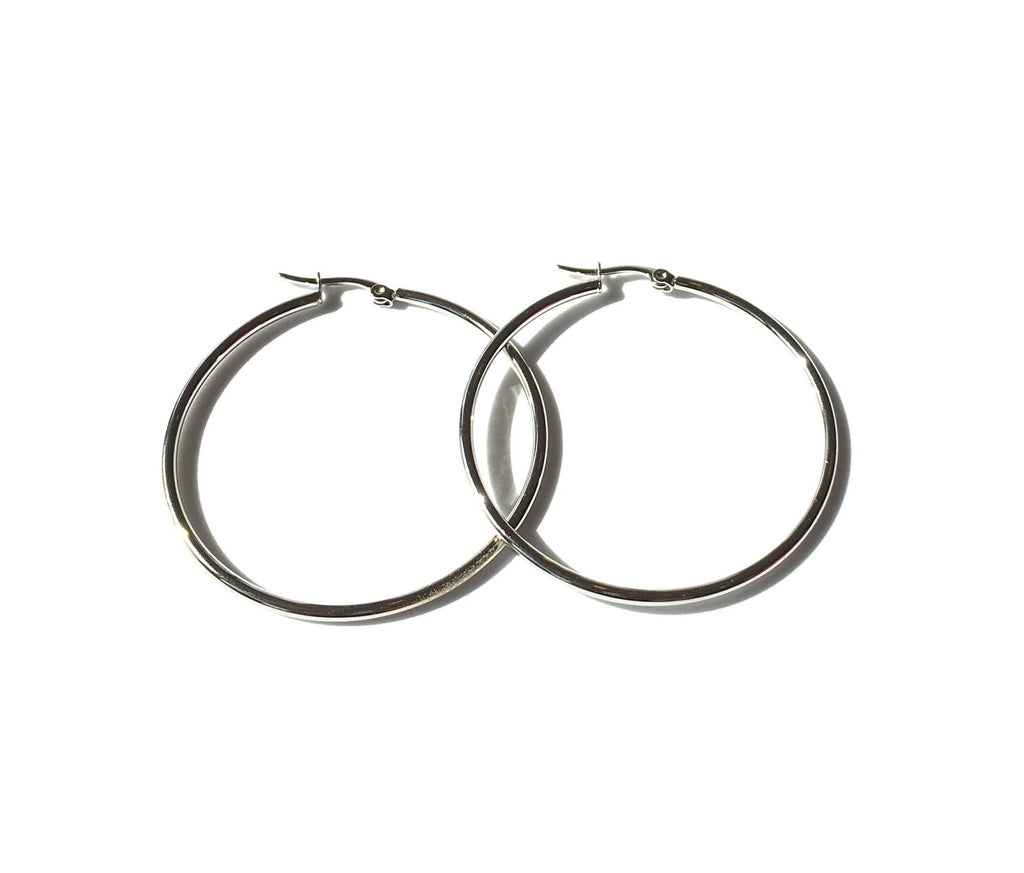 The Avalon Hoop Earrings
