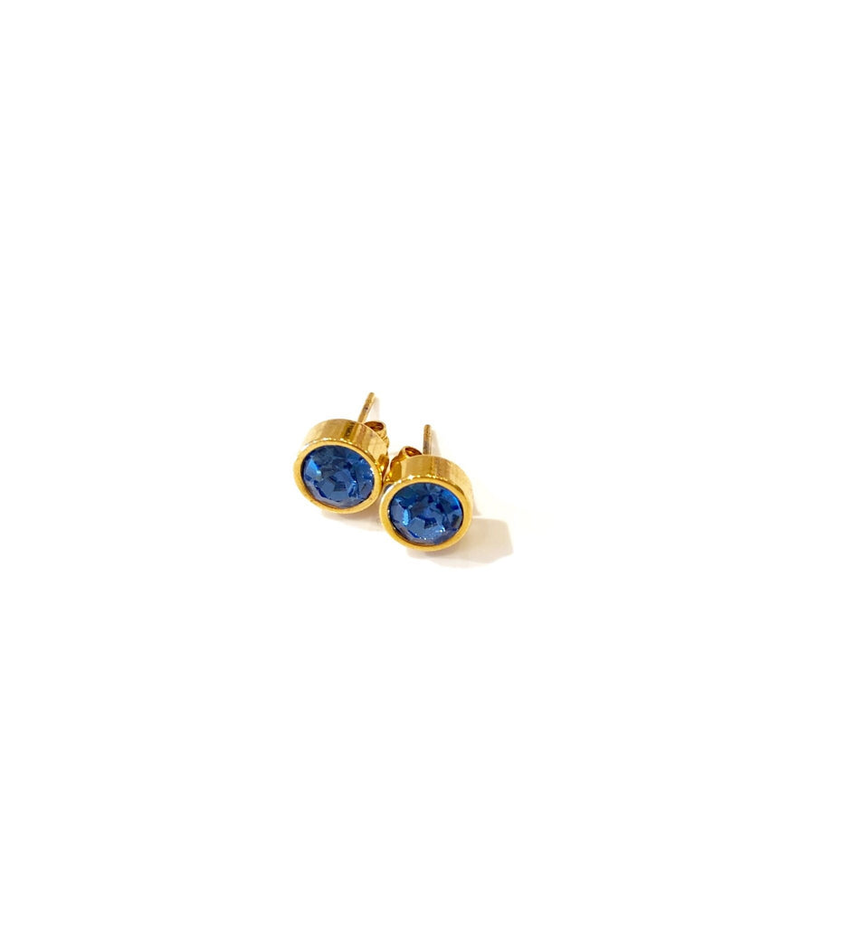 The Abigay Stud Earrings