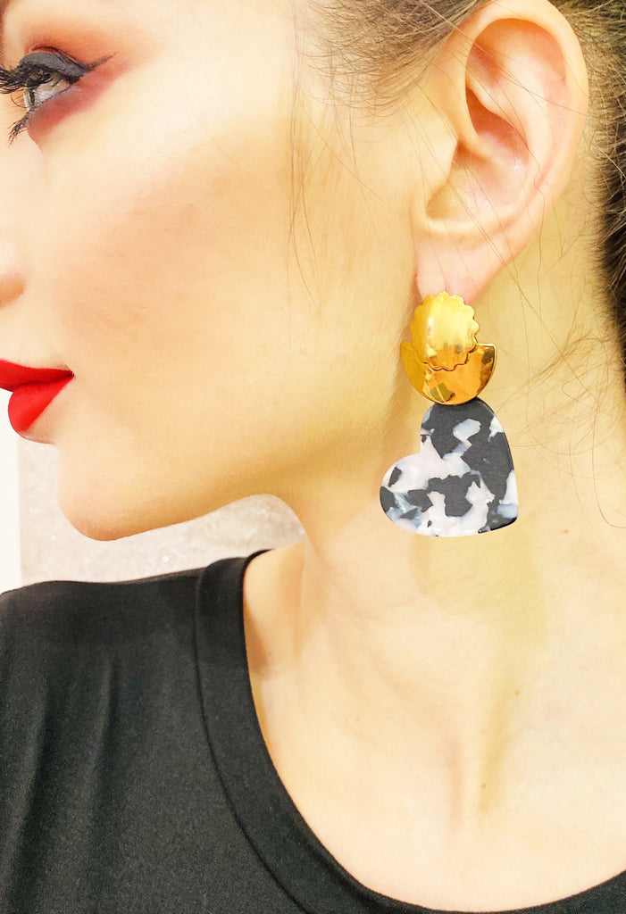 Felipa earrings - Danielle Emon