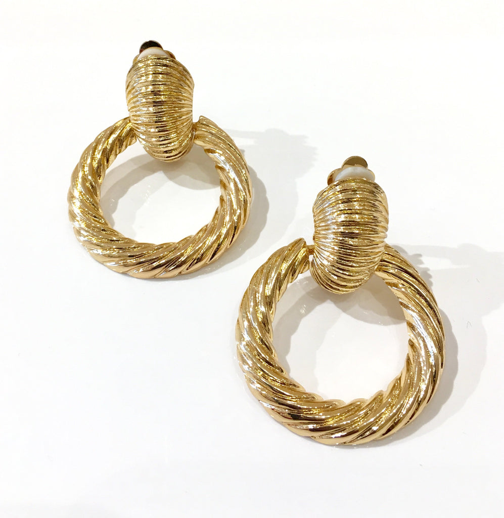 The Ekene Drop Earring - Danielle Emon