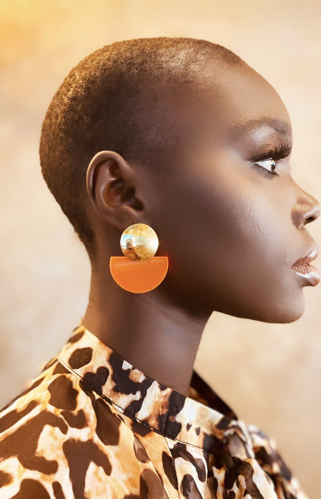 Maximus earrings - Danielle Emon