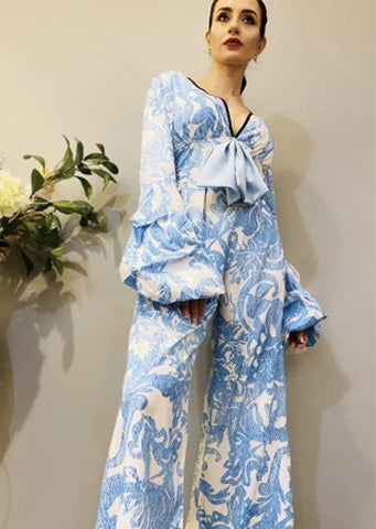 The Lizabeta Jumpsuit