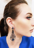 The Lydia Earrings - Danielle Emon