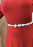 The Negril Pearl Stretch Belt