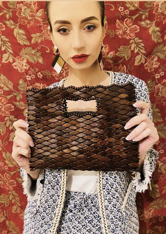 The Brownstone Fanny/Clutch
