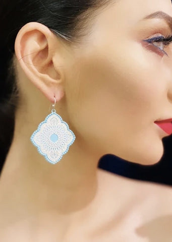The Rafaela Drop Earring - Danielle Emon
