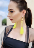 The Savaneta Drop Earrings - Danielle Emon