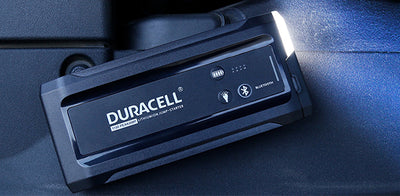 Duracell Bluetooth Lithium-Ion Jump Starter 1100
