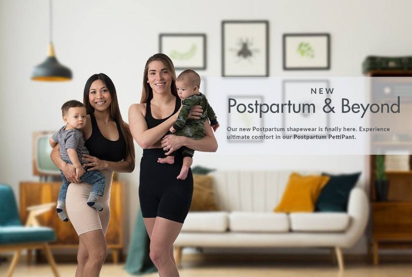 Belevation's New Postpartum Compression Garments
