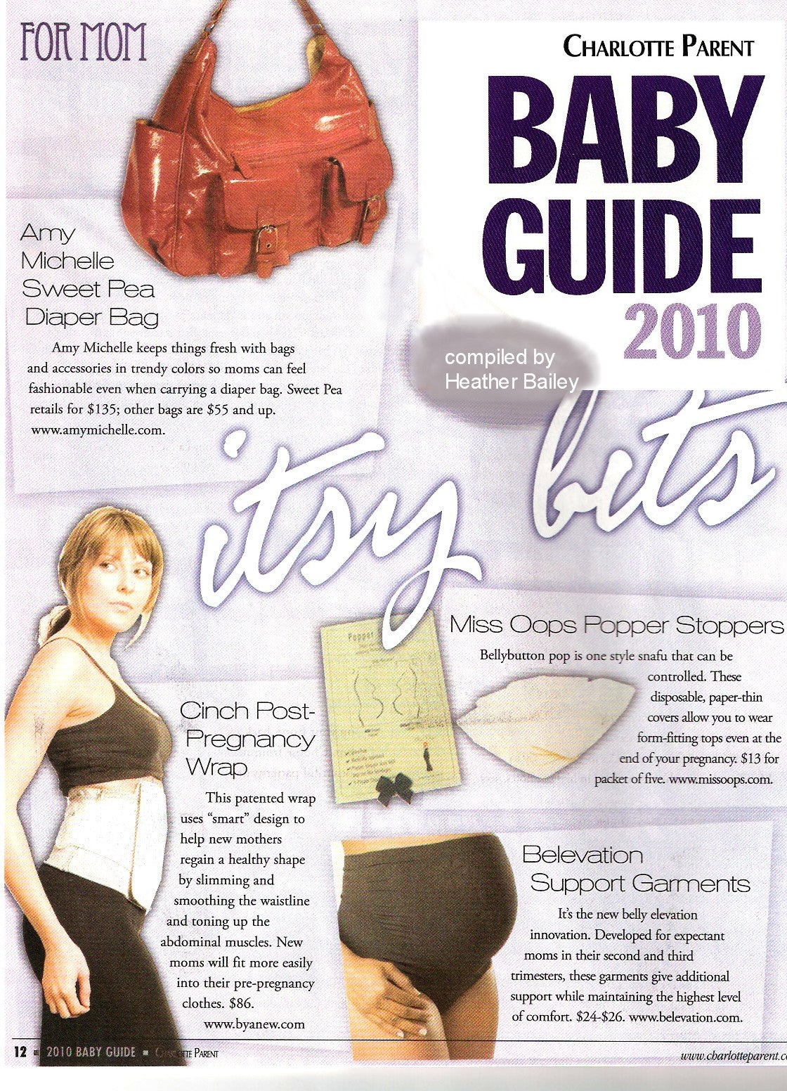 c3027912aced6 News | Belevation Maternity & Postpartum Shapewear – Page 4