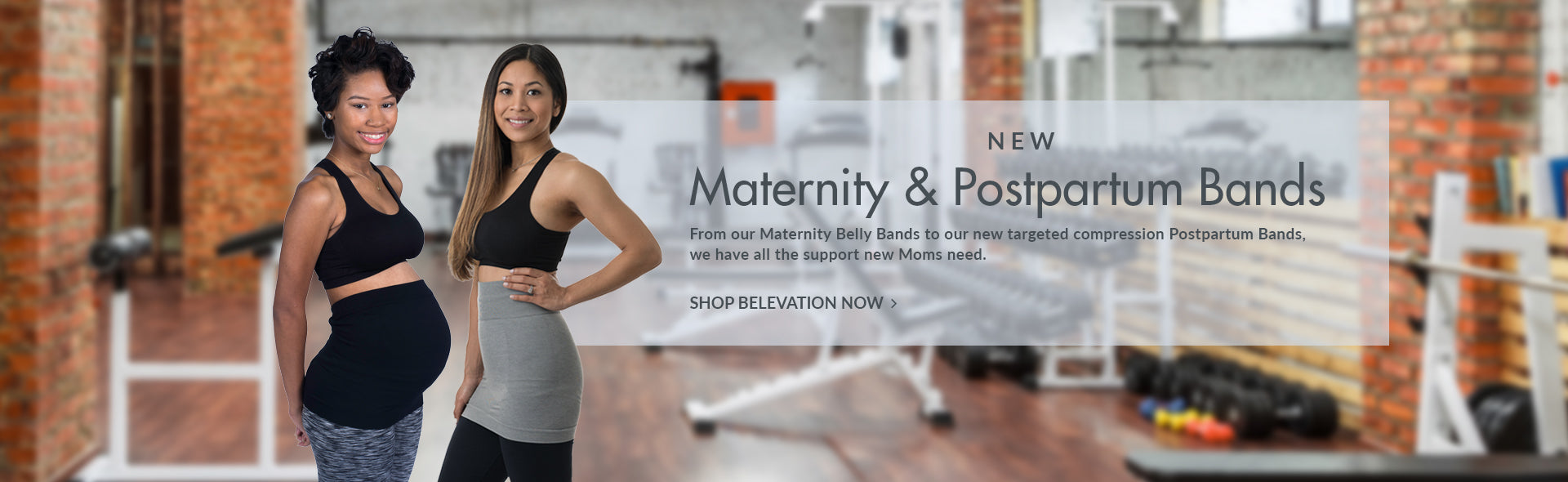 Maternity and Postpartum Belly Band