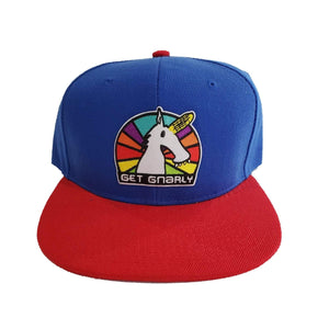 Get Gnarly Unicobb Spectrum Snapback-Hat-Get Gnarly