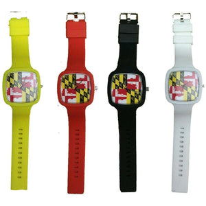 Get Gnarly Maryland Skate Flag Watch-Watch-Get Gnarly